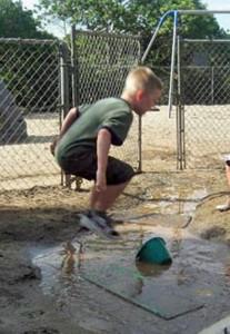 Mud Play 3